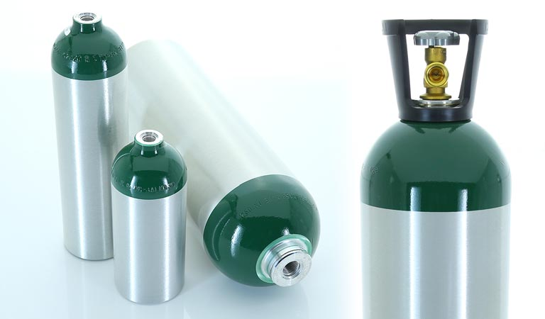 Medical cylinders